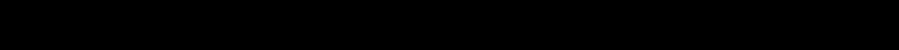 Шрифт №5